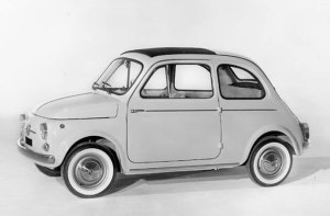FIAT 500 NORMALE