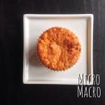 muffin gluten free di mandorle e carote