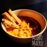 crema lenticchie rosse vegan