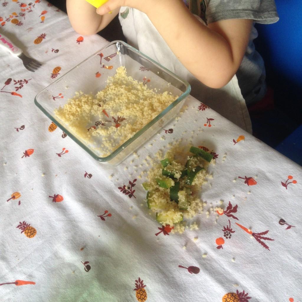 couscous-zucchini