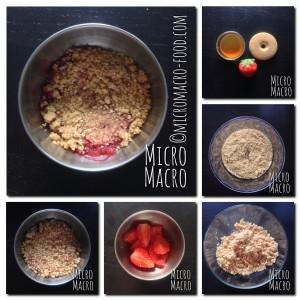 crumble-fragole-ricetta-micromacro-food