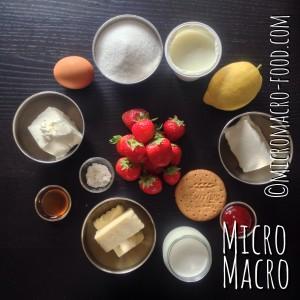 ingredienti-cheesecake-newyork-fragole-micromacro-food