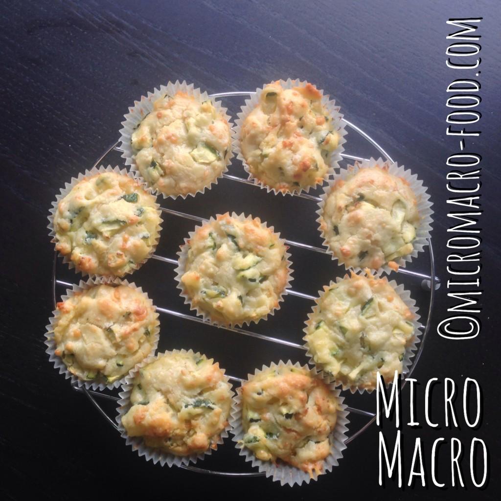 muffin-salati-zucchini-e-parmigiano-micromacro-food