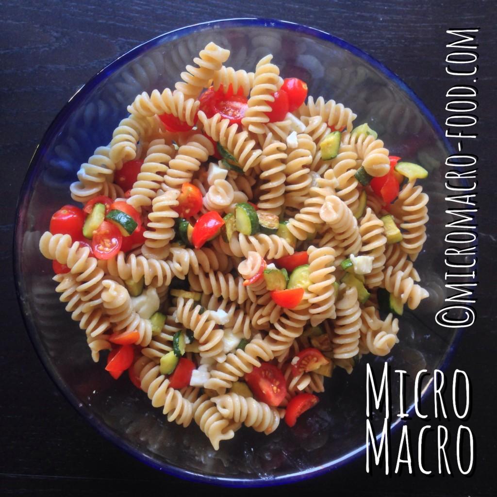 pasta-fredda-mozzarella-zucchini-pomodori-micromacro-food